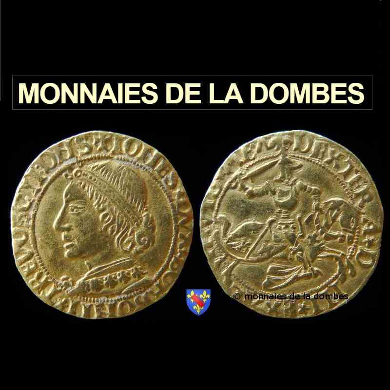 MONNAIES DE LA DOMBES